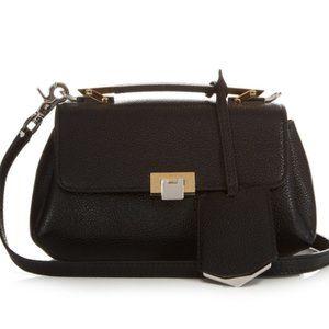 Balenciaga Le Dix Soft Nano Leather Crossb…